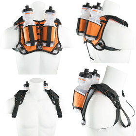 Orange Mud Hydra Quiver Hydration Pack Double orange